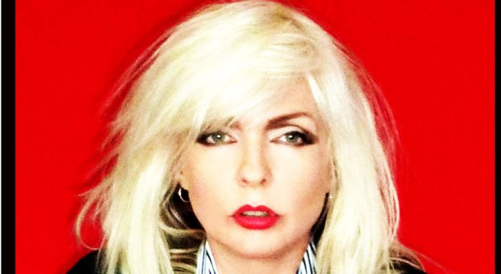 Lead singer of Bootleg Blondie