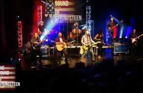 The Sound Of Springsteen on stage