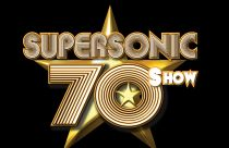 Supersonic 70s poster 2021
