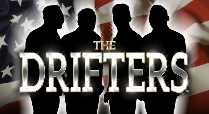The Drifters coloured poster