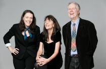 oudon Wainwright III with Suzzy Roche and Lucy Wainwright Roche