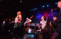 Ronnie Scotts All Stars performing